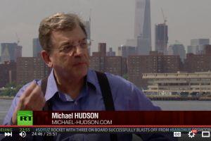 max keiser interviews professor of economics, michael hudson