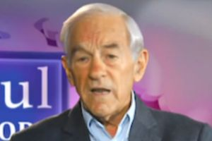 we are in a great transition period - ron paul's final word