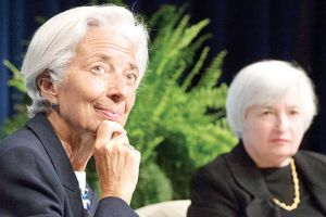 the imf just confirmed the nightmare scenario for central banks is now in play