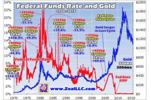 gold in fed-rate-hike cycles - adam hamilton