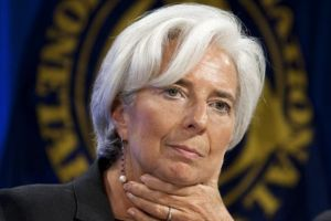 imf - the global economy is once again slowing down