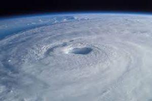 leaving the eye of the hurricane