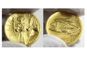 us mint gold coin prices poised to rise on wed., oct 14