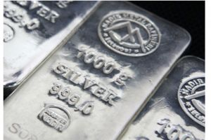 silver prices could explode on weak u.s. data