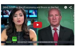 schiff on the us economy and bruce on the fed