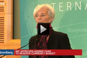 imf approves reserve-currency status for china's yuan