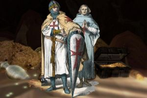 greed and decline - the treasure of the knights templar and their downfall