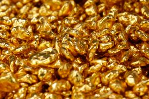 scientists turn gold into foam as light as air & malleable by hand