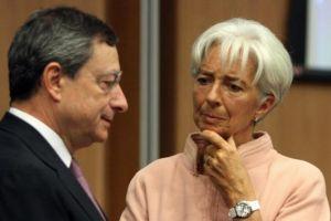 ecb and the failed qe stimulus