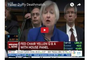 the credibility of janet yellen