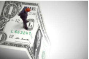 economic collapse - indicator shows u.s. on verge of recession