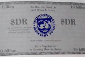 the imf just fired a shot across the bow of the u.s. dollar - staff note for the g20 - the role of the sdr - initial considerations