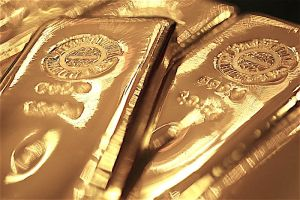 gold turns positive after weak u.s. data - fed outcome ahead