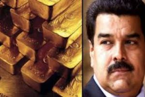 already sinking, venezuela cuts loose its last lifeboat-gold