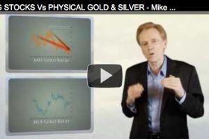 Investor Beware - Mining Stocks or Bullion?
