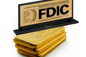 FDIC to Classify Gold as a Zero Percent Risk-Weighted Asset?