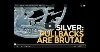 What's With The Silver Pullback?