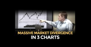 Massive Market Divergence In 3 Charts