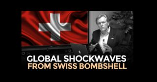 Global Shockwaves To Come From Swiss Currency Bombshell