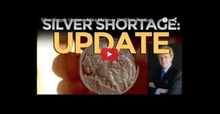 Silver Supply Update - Mike Maloney On Silver Product Shortages
