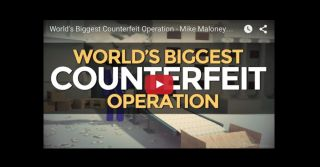 World's Biggest Counterfeit Operation - Mike Maloney & Rick Rule